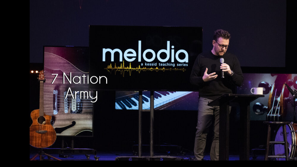 Melodia: 7 Nation Army Image