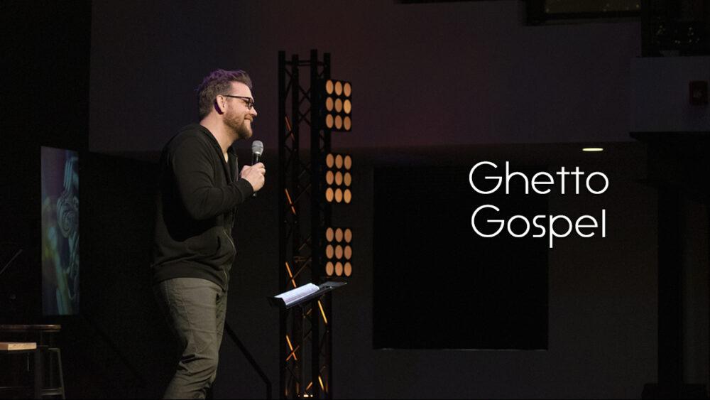 Melodia: Ghetto Gospel Image