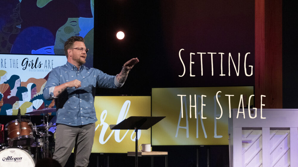 Where the Girls Are: Setting the Stage Image